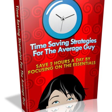 Time Saving Strategies